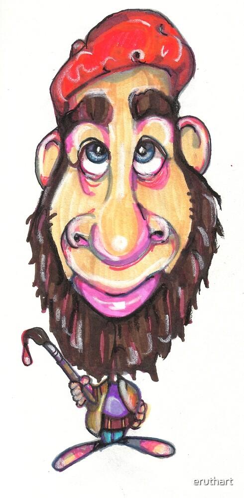 Cartoon No 76 by eruthart