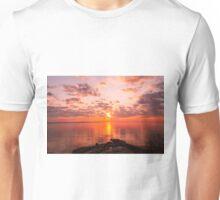 New England Sunrise Unisex T-Shirt