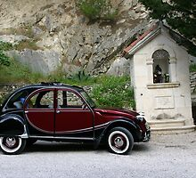 My 2CV Charleston by Gino Lalic