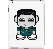 Nurse Hero'bot 2.0 iPad Case/Skin
