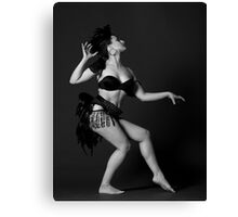 Burlesque Canvas Print