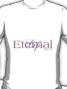 Purple Eternal Life T-Shirt
