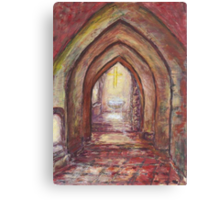 Holly Place Canvas Print