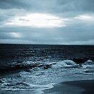 beach scene by wendyL