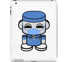 Doctor Hero'bot 2.0 iPad Case/Skin