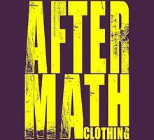 Aftermath purple yellow stack Unisex T-Shirt