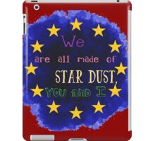 Europe - a star chart iPad Case/Skin
