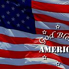 God Bless America by Angela Pritchard