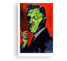 Vincent Price taking a smoke break Canvas Print