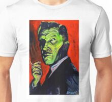Vincent Price taking a smoke break Unisex T-Shirt