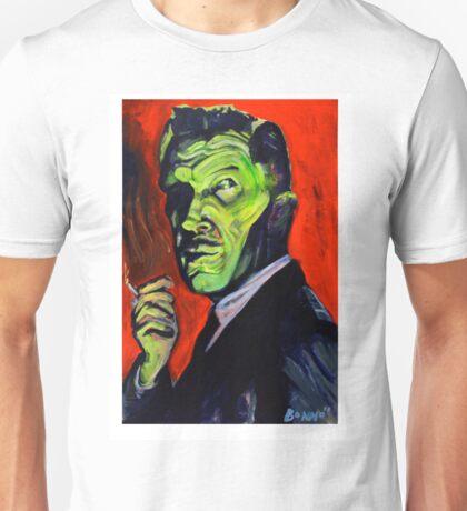 Vincent Price taking a smoke break Unisex T-Shirt
