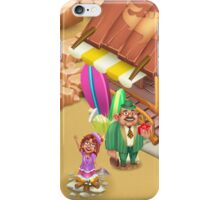 Bad Hay Day iPhone Case/Skin