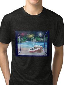Washed Ashore Tri-blend T-Shirt