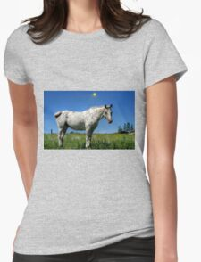 Spotted Beauty Womens Fitted T-Shirt