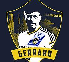 Steven Gerrard - Los Angeles Galaxy - 2015 by Fink76