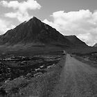 Buachaille Etive More - Glencoe by Sue Arber