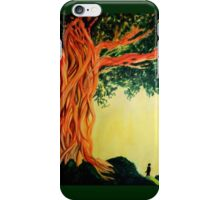 Red Giant iPhone Case/Skin