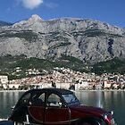 Guardian of Makarska by Gino Lalic