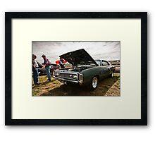 Chrysler by Chrysler Framed Print