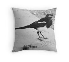 Meat Eater Throw Pillow