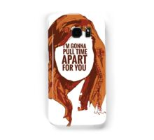 amy pond Samsung Galaxy Case/Skin