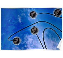Sky Mirrors Poster