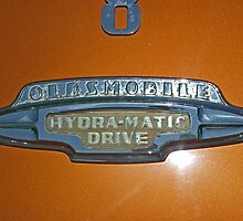 Oldsmobile Hydra-Matic Drive by Mike Pesseackey (crimsontideguy)