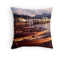 Keswick, Derwentwater - The Lake District Throw Pillow