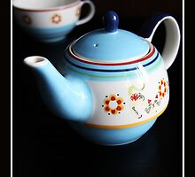 Tea Pot Set by adrisimari