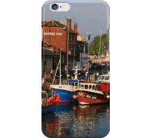 Evening in Weymouth iPhone Case/Skin