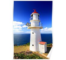 Double Island Point Lighthouse  Poster