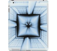 Lift shaft iPad Case/Skin