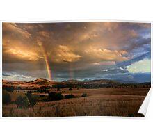 Send me a Rainbow Poster
