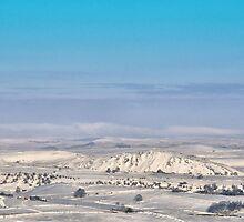 Snow Scape by Gareth Jones
