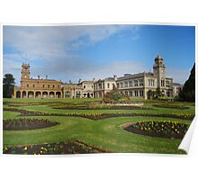 the old mansion at WERRIBEE Poster