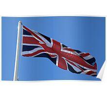Union Jack, flag Poster