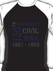 150th Anniversary American Civil War T-Shirt