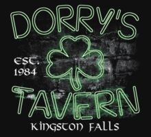 Dorry's Tavern Est. 1984  One Piece - Short Sleeve