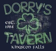 Dorry's Tavern Est. 1984  One Piece - Short Sleeve