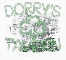 Dorry's Tavern Est. 1984  Kids Tee