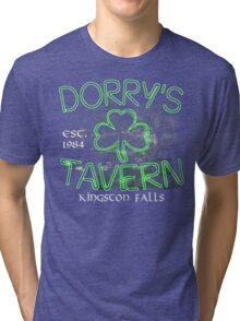 Dorry's Tavern Est. 1984  Tri-blend T-Shirt