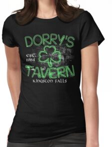 Dorry's Tavern Est. 1984  Womens Fitted T-Shirt