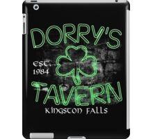 Dorry's Tavern Est. 1984  iPad Case/Skin