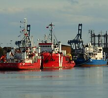 yarmouth shipyard by tupat