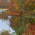 Punderson Autumn by Jack Ryan