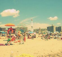 Retro Coney Island by ShellyKay