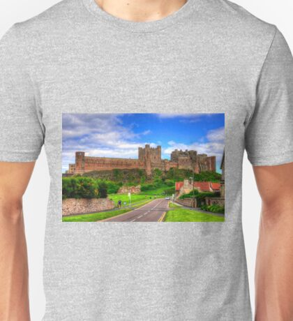 Bamburgh Castle Unisex T-Shirt