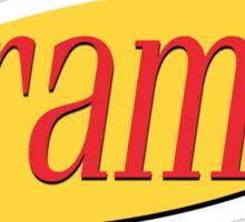 Kramer - Seinfeld Sticker