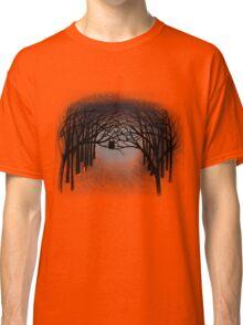 Spooky Night Owl Classic T-Shirt