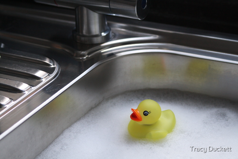 Travels of a Rubber Duck, Number 3: Just Right by Tracy Duckett